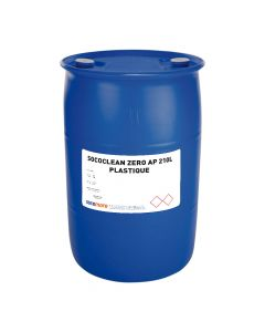 WATER-BASED CLEANER AND DEGREASER SOCOCLEAN ZERO AP - 210L CAN
