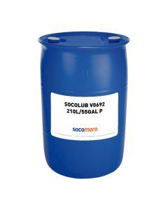WATERBASED LUBRICANT SOCOLUB V0692 210L/55GAL PLAST DRUM