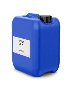 WAX DISOLVER D-SOLV 20L/5,3GAL PLAST PAIL