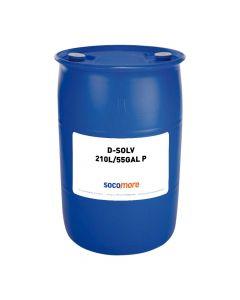 WAX DISOLVER D-SOLV 210L/55 GAL PLAST DRUM