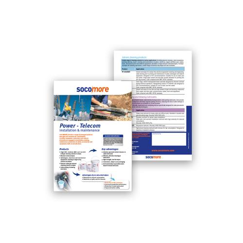 sealant removal brochure