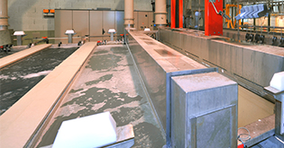 Automated surface cleaning solutions